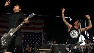 Anti-Flag: The Press Corpse - Warped Tour 2017 - 7/14/17 - Keybank Pavilion - Burgettstown, PA