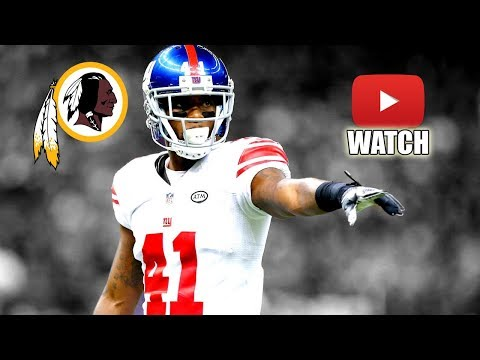 Dominique Rodgers-Cromartie Highlights ᴴᴰ    Welcome To The Redskins