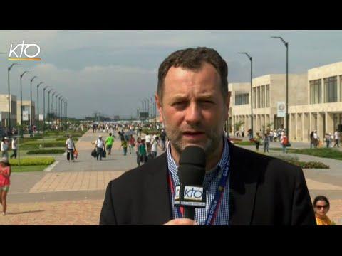 A Guayaquil, le Pape défend la famille