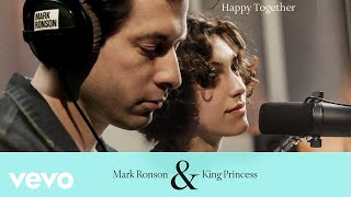 King Princess, Mark Ronson   Happy Together (Official Audio)