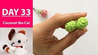 Cats always land on their feet || 100DaysOf10MinuteCrochet || Day 33