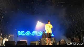 KARMA TAKE DISS LIVE, Ziro Festival Of Music 2019