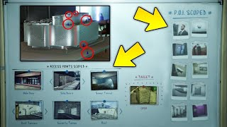 Scope out Locations (All access points) GTA ONLINE diamond Casino Heist