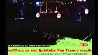 Technasia - Live @ Exit Festival 2004