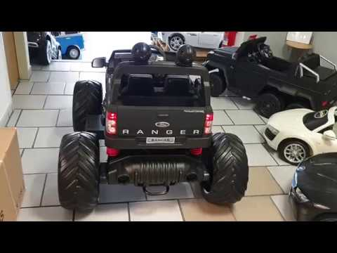 Ford Ranger Monster Truck für kinder Original Ford lizenziert! HAMMER