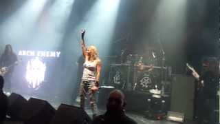 "Arch Enemy Live Mexico 2012 ""Web of Lies"""