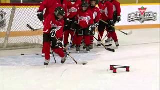 NHL Skills: Toe Drag From Canadian Tire Hockey School
