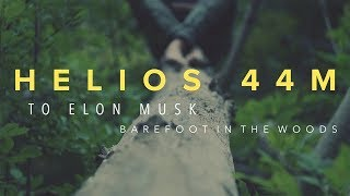 Helios 44m To Elon Musk-Barefoot In The Woods (Sony Cinematic)