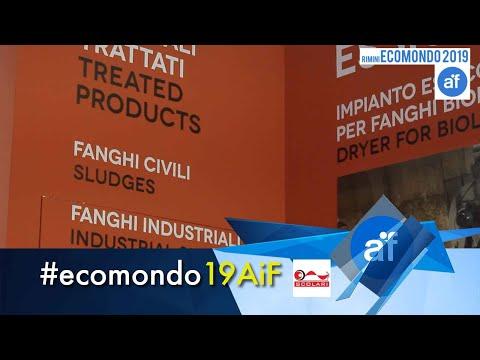 Impianti di essiccazione e compostaggio SCOLARI S.r.l