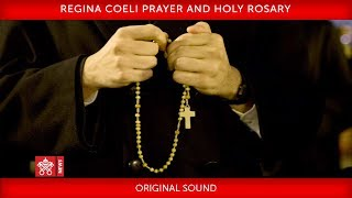 May 29 2020  Regina Coeli and Rosary  Cardinal Comastri