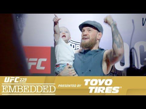 UFC 229 Embedded: Vlog Series - Episode 4