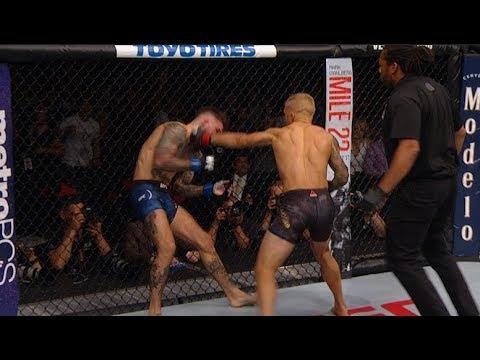 UFC 227: Fight Motion