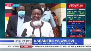 Karantini ya Walevi | Mbiu ya KTN | Part 2