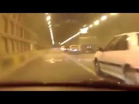 Jer Khordan Tunel Resalat Ba Lamborghini Aventador 3 milliardi