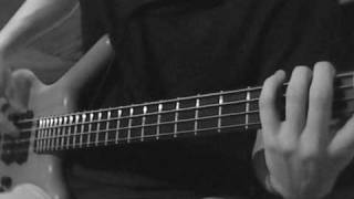 Come Back Bass cover - Josh Rouse