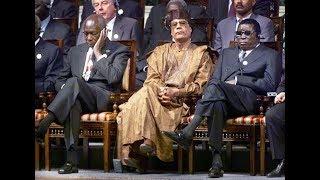 Прикольные и интересные фото Муаммара Каддафи