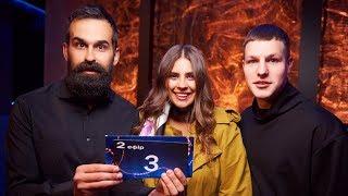 KAZKOVE ВИДИВО #16 — Казка на Євробаченні 2019. Частина 1