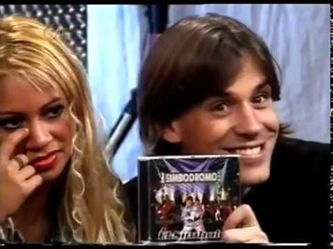 El Simbolo video Entrevista + Canciones - Estudio CM 2000
