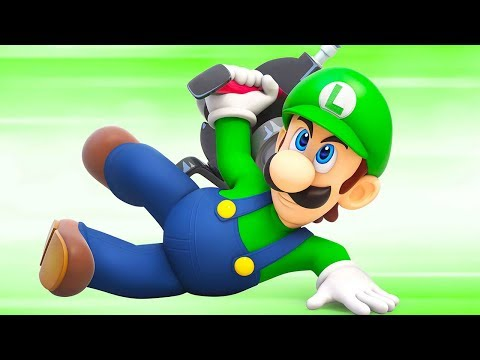 Luigi Is A Nintendo Punchline, But It Wasn't Always This Way