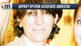 Jeffrey Epstein Associate Ghislaine Maxwell Arrested thumbnail