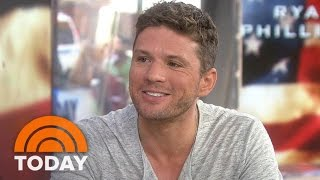 Ryan Phillippe Talks New TV Series 'Shooter,' Working With Veterans | TODAY