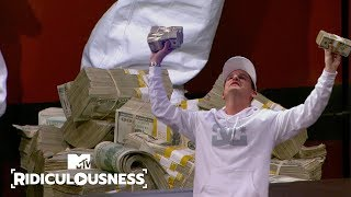 The Time Floyd Mayweather Jr. Bought 87 Bottles At A Club | Ridiculousness