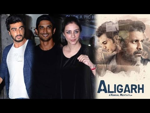 Arjun Kapoor, Sushant Singh Rajput, Tabu And Other