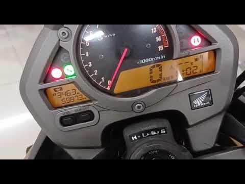 video carousel item Honda Cb 600f Hornet . 600 Gasolina P Manual 2009