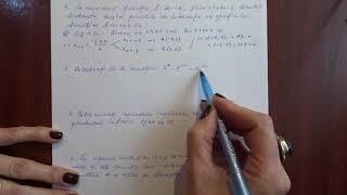 #1 Rezolvare Subiect I -- Tehnologic - Matematica - Simulare BAC - Martie 2019
