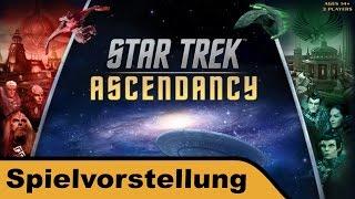 Star Trek: Ascendancy - Brettspiel - Spielvorstellung - Gen Con 2016