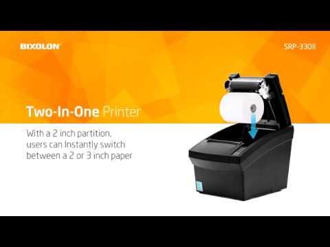 Impresora Térmica Bixolon SRP-330II - Comercial TPV