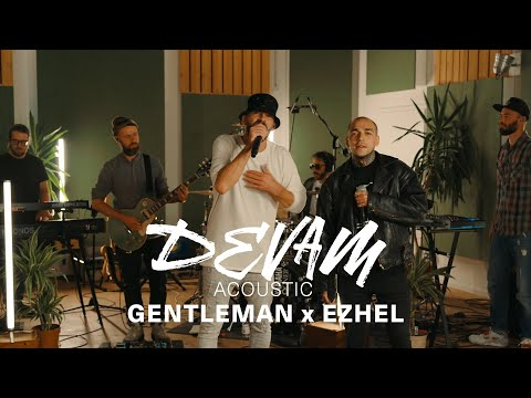 Gentleman x Ezhel - DEVAM (Acoustic Session)