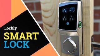 Lockly Secure Pro Deadbolt Edition Review | Smart Door Lock