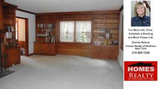 preview picture of video '7646 Colins St, Lowville, NY Presented by Brenda Malone.'