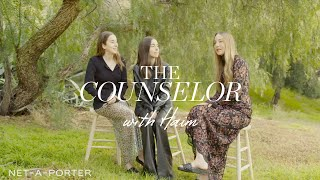The Counselors with Haim | NET-A-PORTER