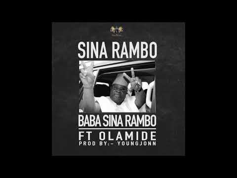 Sina Rambo ft Olamide - 'Baba Sina Rambo'