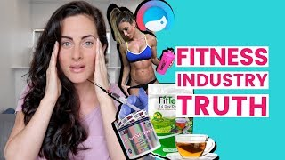 THE TRUTH ABOUT THE FITNESS INDUSTRY (body dysmorphia, drugs & influencers)