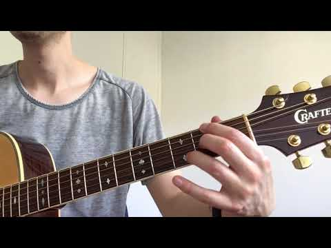 Lay It On Me by Vance Joy - Guitar Lesson