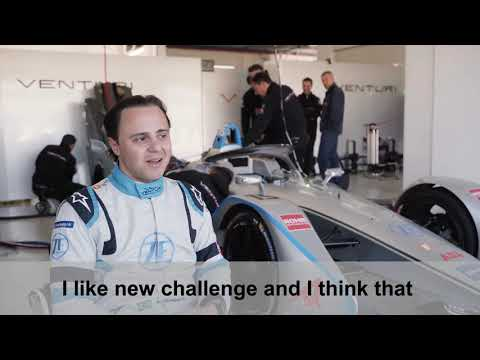 Felipe Massa - relationship with Formula E engineers