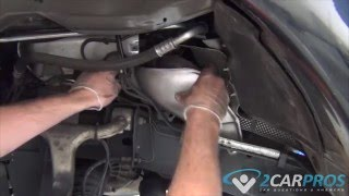 Crank Angle Sensor Replacement Mercedes Benz