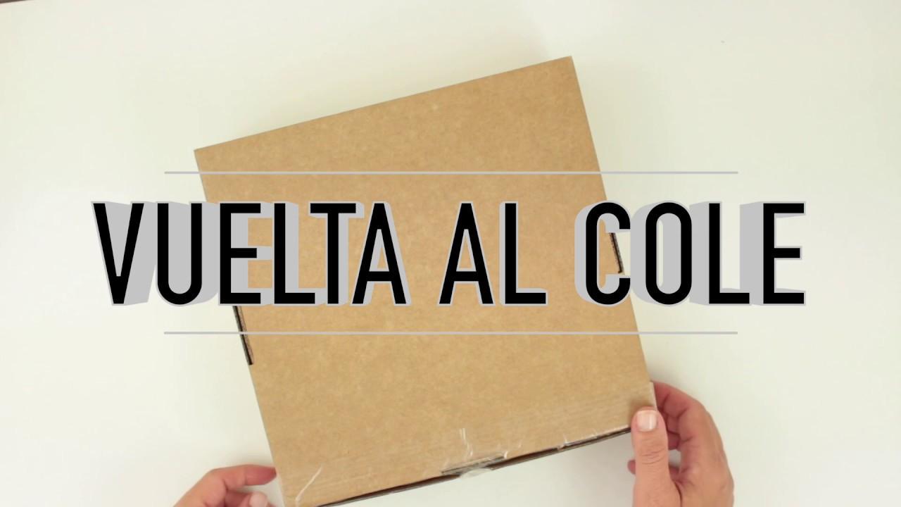 Material VUELTA AL COLE | Back to School | #bicvueltaalcole