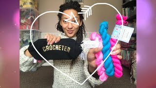 HG Designs Crochet ♡ Vlog 47  HGDC Yarndale & Giveaways!
