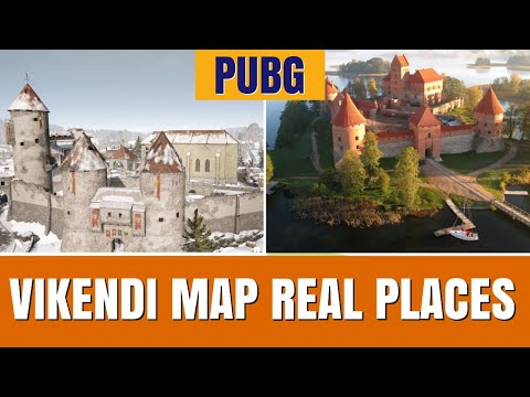 Real Life Places In Pubg Part 3 Real Life Vikendi Smotret