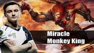 Dota 2 Stream: Liquid Miracle playing Monkey King