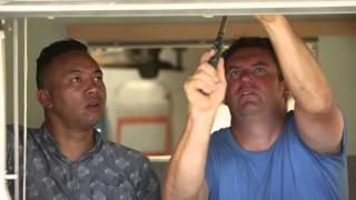 Youtube thumbnail for Kiri-te-Caravan's Interior Renovation nears completion