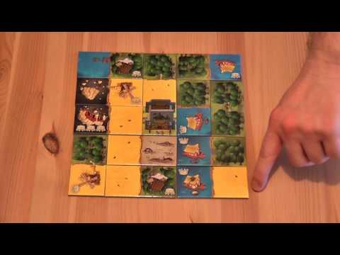 Kingdomino társasjáték - d3meeples