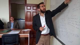 Mustafa Akburak Hicaz Makamı Ezan çalışması