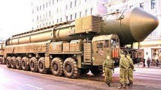 «Сатана» самая мощная ядерная ракета в мире.SATAN-THE MOST POWERFULL NUCKLEAR ROCKET IN THE WORLD