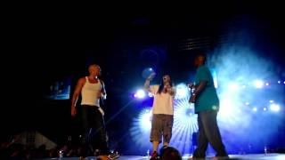 Arsonists - We be about (live HipHop Kemp 2011)