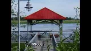 preview picture of video 'Colloque de la Fondation Rues principales 2010 - Candidature de Contrecœur'